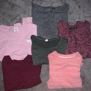 Tops - Women's size small tops bundle NAMEBRANDS LISTED